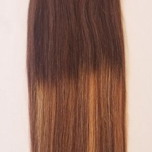 "18"" Human Tape In Hair Extensions T4-4/27"